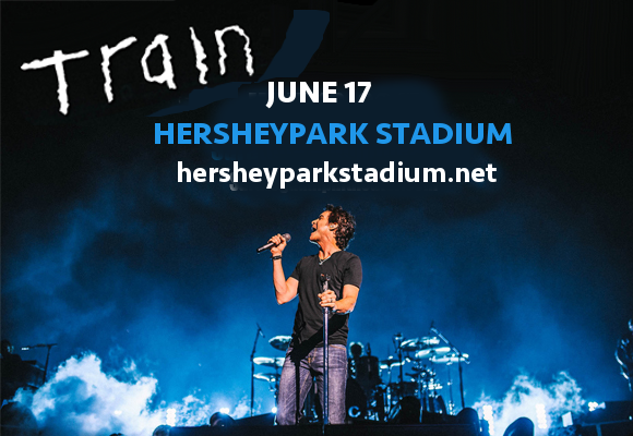 Train, Natasha Bedingfield & O.A.R. at Hersheypark Stadium