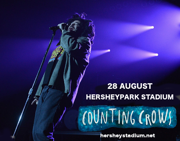 Counting Crows & Matchbox Twenty at Hersheypark Stadium