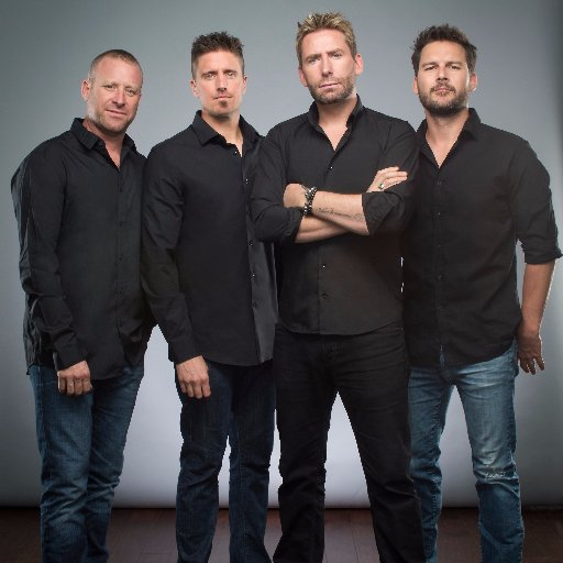 Nickelback at Hersheypark Stadium