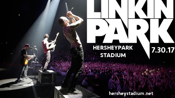 Linkin Park, Blink 182 & Machine Gun Kelly at Hersheypark Stadium