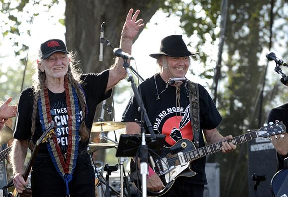 Outlaw Music Festival at Hersheypark Stadium