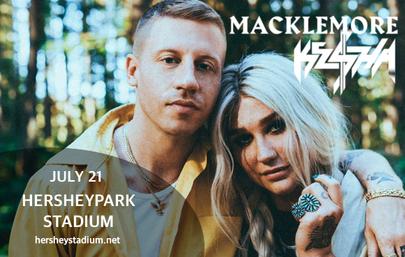 Kesha & Macklemore at Hersheypark Stadium
