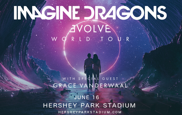 Imagine Dragons at Hersheypark Stadium