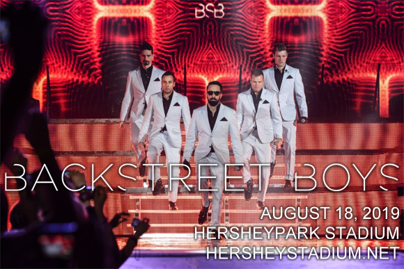 Backstreet Boys at Hersheypark Stadium