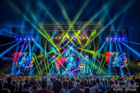 Dead & Company at Hersheypark Stadium