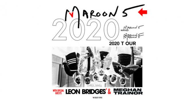 Maroon 5, Leon Bridges & Meghan Trainor [POSTPONED] at Hersheypark Stadium